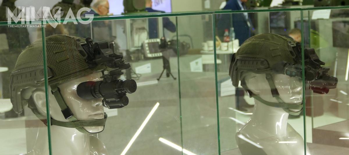 Pierwszego dnia MSPO Inspektorat Uzbrojenia MON podpisał zespółką PCO umowy nadostawy sprzętu nokto- itermowizyjnego owartości 69,4 mln zł./ Zdjęcie: Remigiusz Wilk