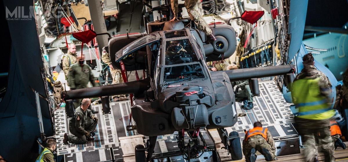 Nieoficjalnie, przebudowane śmigłowce otrzymają nowe oznaczenie Apache AH2