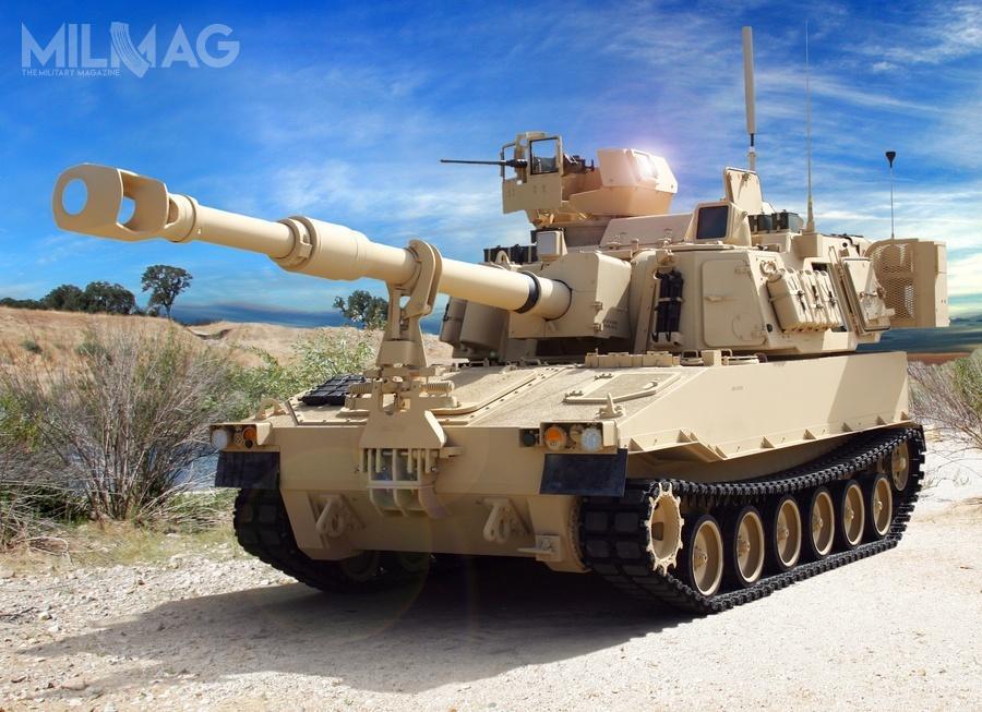 Prototyp samobieżnej armatohaubicy kal. 155 mm M109A7 Paladin Integrated Management (PIM) został ujawniony w2007. Kilka egzemplarzy zostało przetestowanych napoligonie Yuma Proving Ground wArizonie w2008, poczym nastąpiły formalne testy rozwojowe.