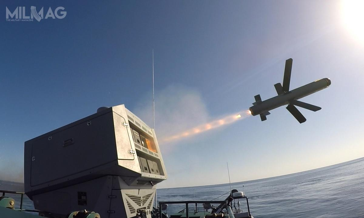 Rafael oferuje m.in.morskie warianty przeciwpancernych pocisków kierowanych Spike.
