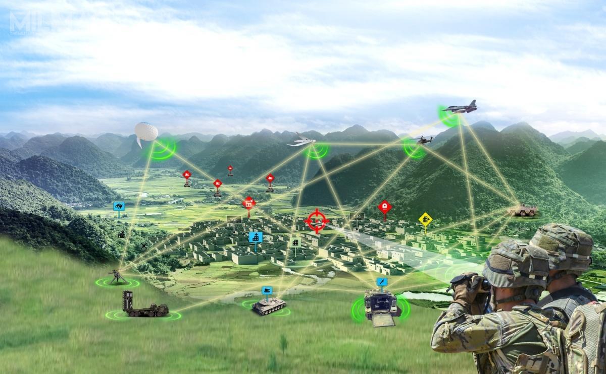 Izraelczycy oferują także szereg nowoczesnych rozwiązań, takich jak sieciocentryczny system zarządzania polem walki Fire Weaver, miniaturową amunicję krążącą FireFly, szerokopasmowy system łączności BNET, mobilny system obrony powietrznej krótkiego zasięgu SPYDER czysystemy dozwalczania bezzałogowców iprzeciwtorpedowe dla okrętów. / Zdjęcie igrafika: Rafael Advanced Defense Systems