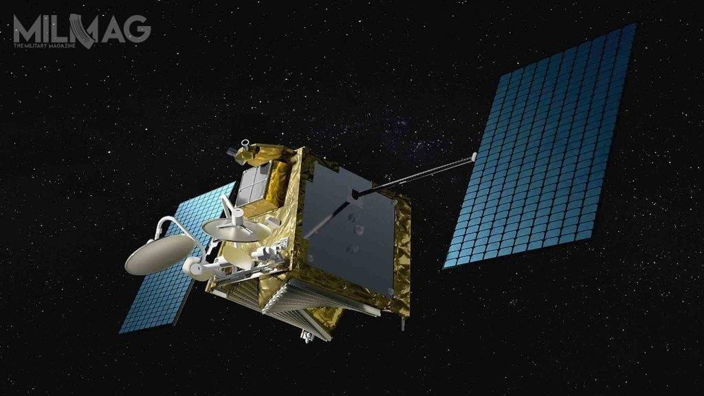Oprócz Raytheona, doprogramu Blackjack zaangażowano spółki Blue Canyon Technologies, Airbus Defence and Space wramach joint venture zOneWeb Satellites, Lockheed Martin iSEAKR Engineering / Grafika: Airbus Defence and Space