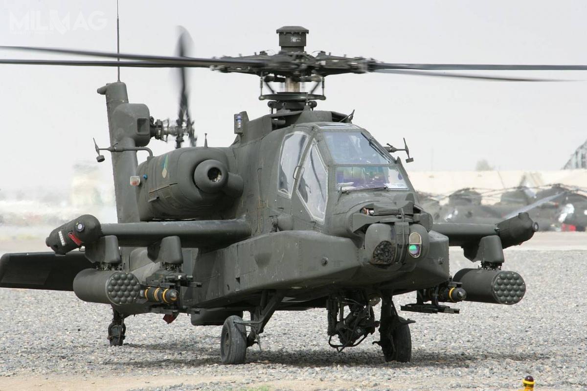 Holandia operuje flotą 28 AH-64D Apache, potym jak dwa śmigłowce uległy katastrofom wAfganistanie (2004) iMali (2015). /Zdjęcie: Koninklijke Luchtmacht