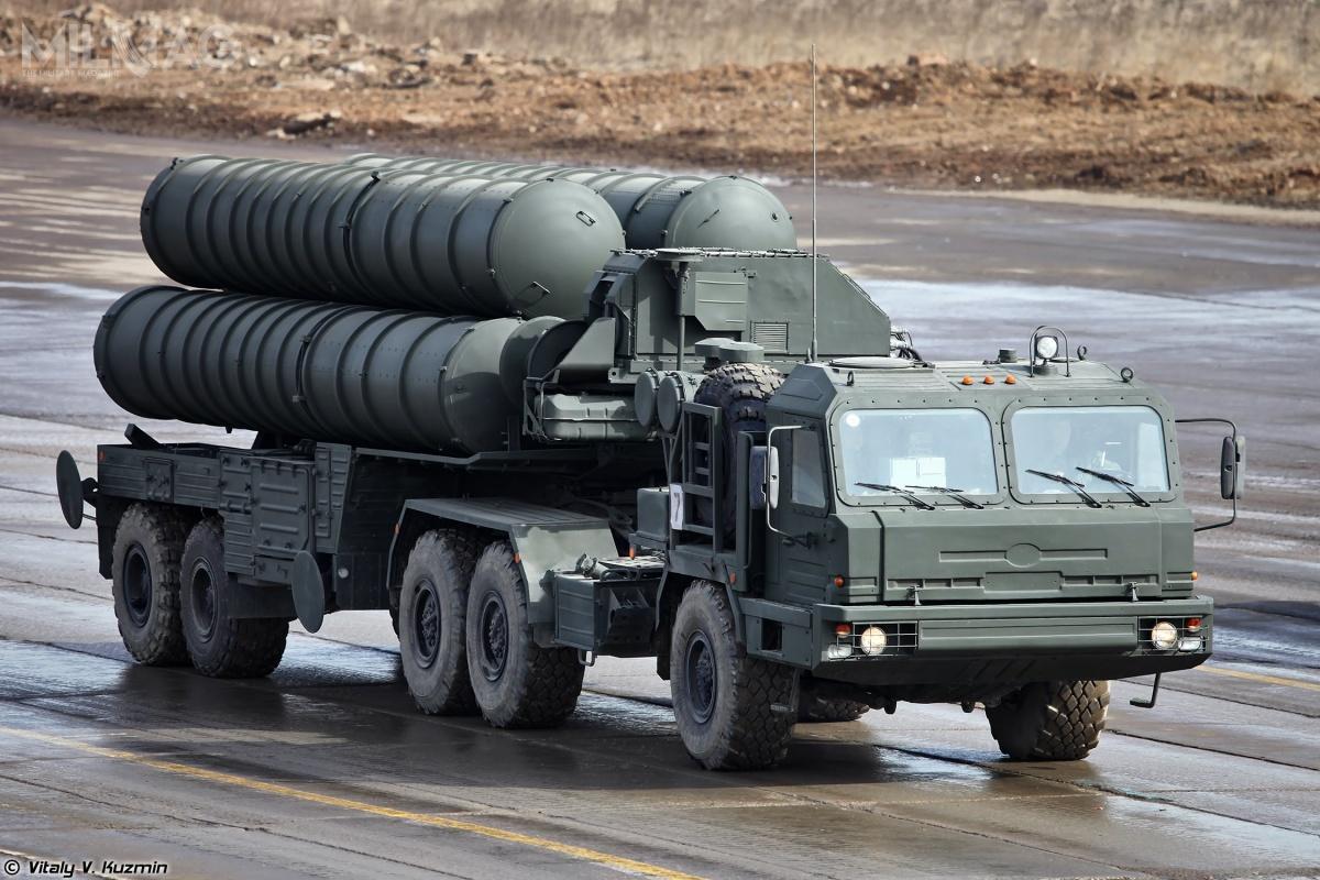 Indie będą kolejnym użytkownikiem eksportowym zestawów S-400 poAlgierii, Arabii Saudyjskiej, Białorusi, Chinach iTurcji / Zdjęcie: Witalij W. Kuźmin