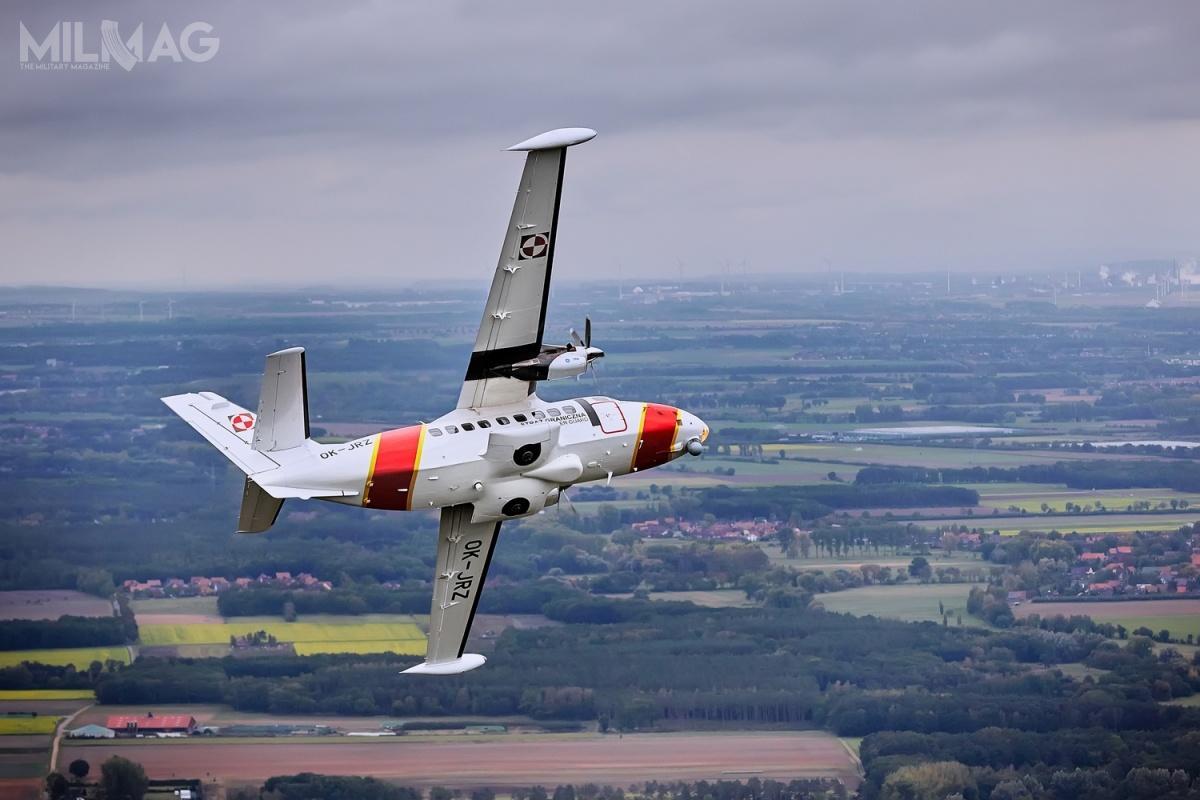 Samoloty zostały wyprodukowane wRepublice Czeskiej wzakładach spółki LET Aircraft Industries wKunovicach wkraju zlinskim, wpowiecie Uherské Hradiště. Będą stacjonować wGdańsku, gdzie zbudowano dla nich wielkopowierzchniowy hangar, zaplecze magazynowo-techniczne orazzaplecza administracyjno-socjalne. Operatorem będzie IWydział Lotniczy Zarządu Granicznego Straży Granicznej KGSG / Zdjęcia: JB Investments