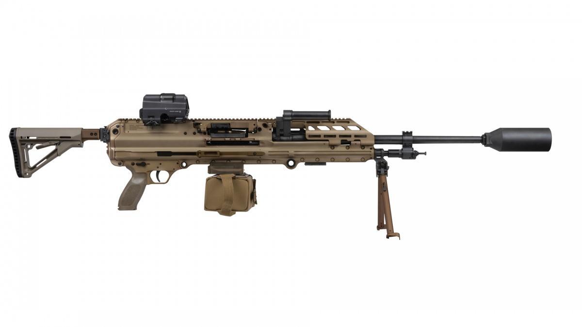 Podczas wirtualnej konferencji vSOFIC ujawniono kierunki prac nadamunicją 6,5 mm x 49 i8,6 mm x 63 inowymi konstrukcjami strzeleckimi dla amerykańskich wojsk specjalnych. / Zdjęcie: SIG Sauer