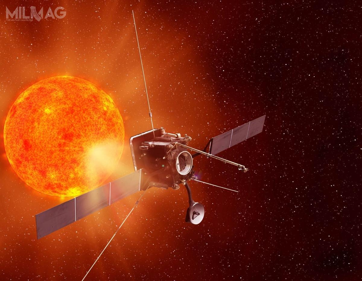 Sonda Solar Orbiter, znajdująca się wodległości około 165 mln km odZiemi, została uruchomiona przezinżynierów Airbusa pracujących zdomu, gdzie pozostają zpowodu pandemii choroby zakaźnej COVID-19