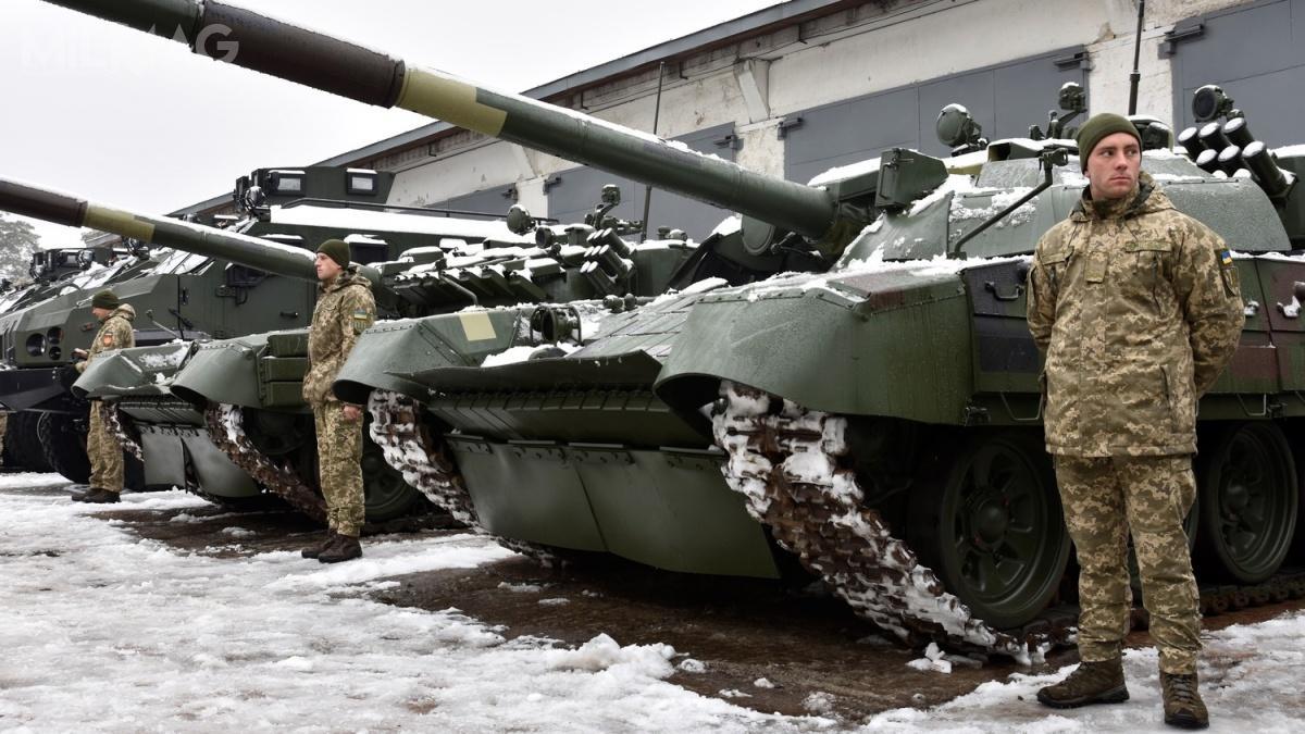Od początku roku ukraińskie siły zbrojne odebrały partie ponad 3,5 tysiąc sztuk nowego izmodernizowanego wyposażenia iuzbrojenia produkcji krajowej
