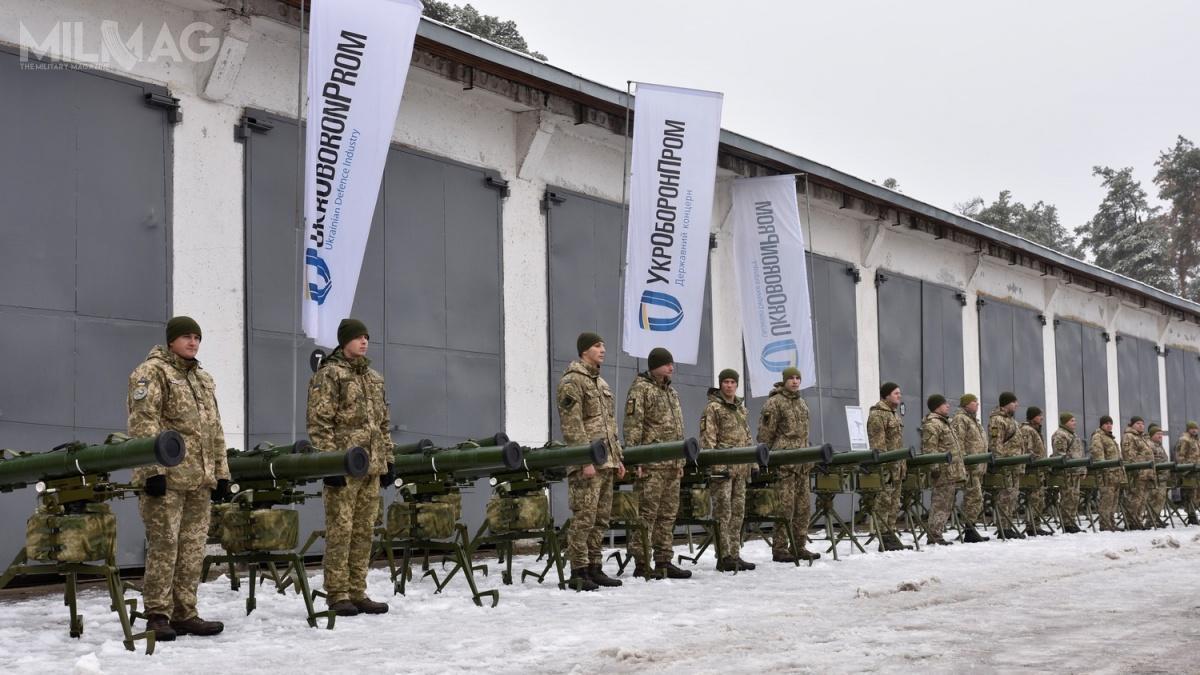 Wojska lądowe otrzymały w2018 setki zestawów przeciwpancernych pocisków kierowanych  R-2 Barrier-W, RK-3 Korsar iR-111 Stugna-P
