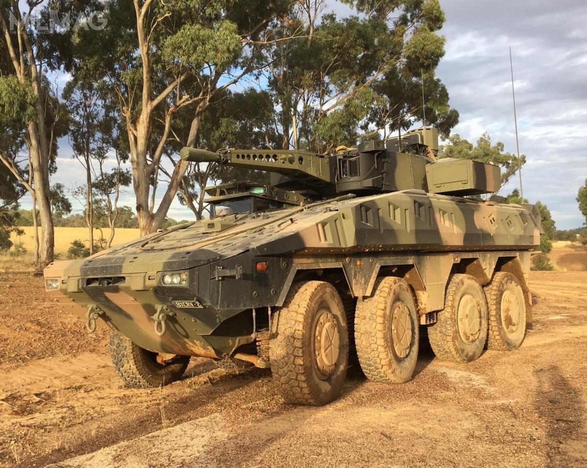 Rheinmetall StrikeShield łączy wsobie cechy systemu ochrony aktywnej pojazdów soft-kill ihard-kill / Zdjęcia: Rheinmetall