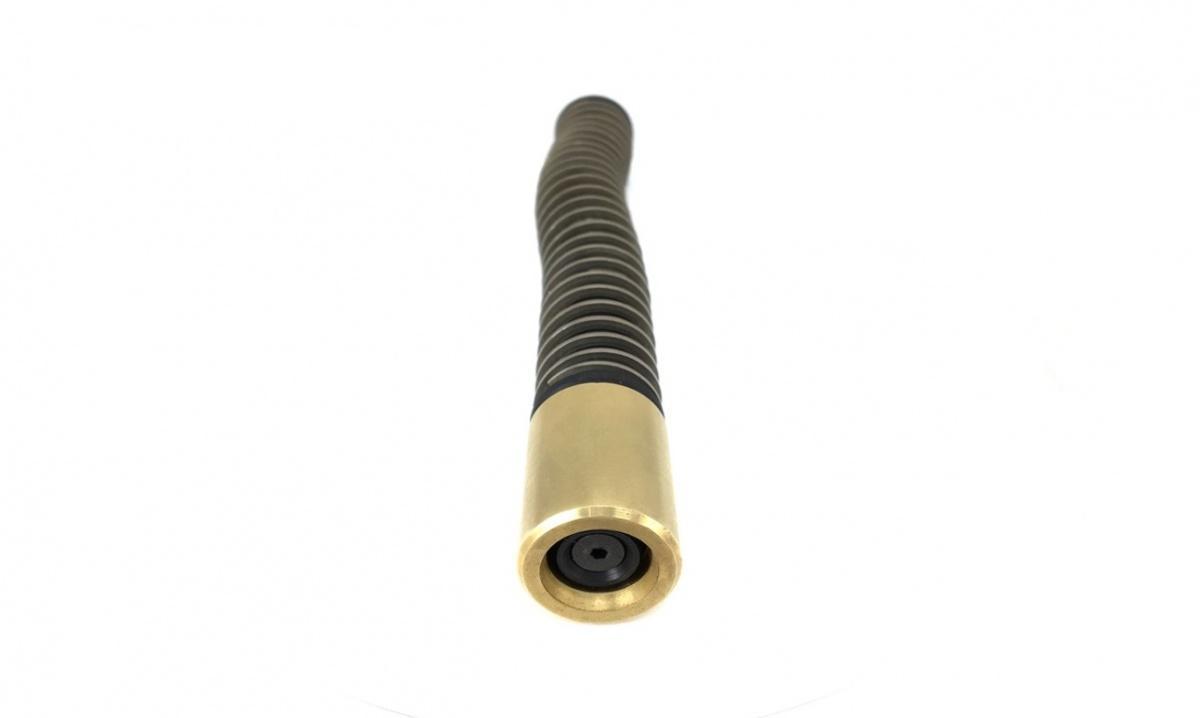 TACCOM twierdzi, żeprzeprowadzono pomyślnie testy wytrzymałościowe wpostaci 10 tys. strzałów zużyciem amunicji 9mm x 19.
