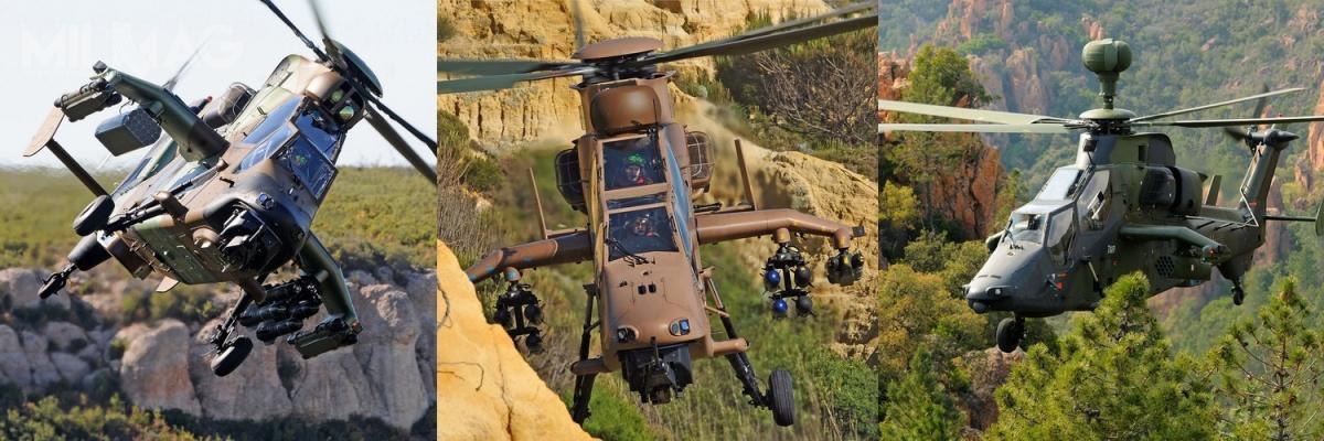 Program modernizacji MLU dostandardu Mk III, pozwoli naeksploatację śmigłowców szturmowych Tiger przezwojska lądowe Niemiec, Francji iHiszpania po2040. /Zdjęcie: Airbus Helicopters