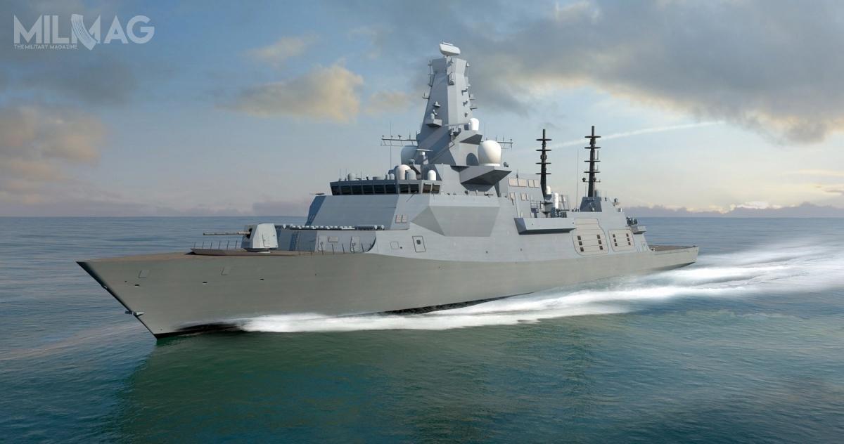 Okręty nazwane Global Combat Ship – Australia, będą eksportowym wariantem fregat rakietowych typ 26, budowanych obecnie dla Royal Navy. Jednostki są również oferowane  Kanadzie iBrazylii