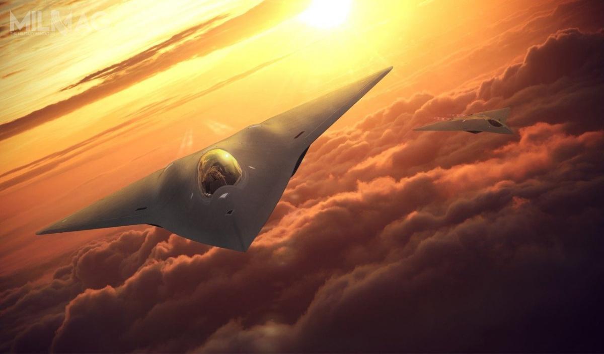 W ciągu ostatnich 50 lat liczba amerykańskich przedsiębiorstw zdolnych dobudowy samolotu bojowego skurczyła się zdziesięciu dotrzech, aharmonogramy poszczególnych programów wydłużyły się zkilku dokilkudziesięciu lat. Wzwiązku ztym każdy następny taki program owartości co najmniej kilkudziesięciu mld USD może być kwestią egzystencjalną dla tych spółek. / Grafika: Lockheed Martin