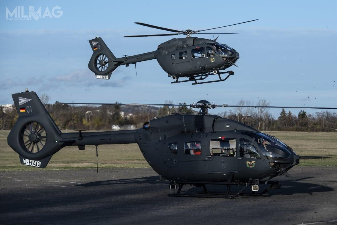 Węgry zamówiły 20 śmigłowców H145M wramach  programu modernizacyjnego sił zbrojnych okryptonimie Zrinyi 2026