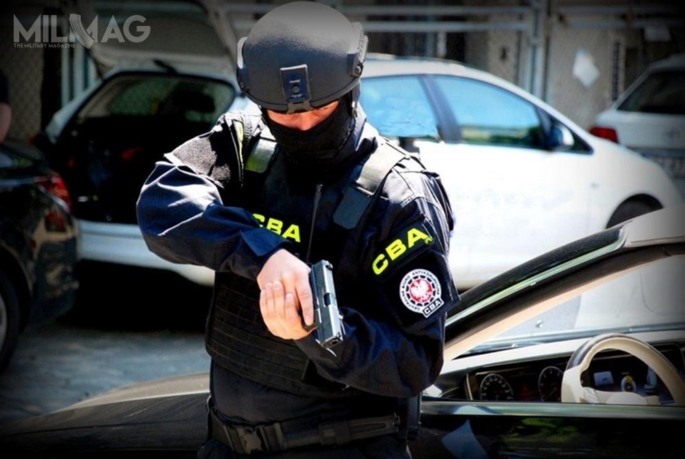 Ogłoszony 2czerwca br.przetarg nadostawę amunicji igranatów dla funkcjonariuszy Centralnego Biura Antykorupcyjnego udało się rozstrzygną jedynie połowicznie. / Zdjęcie: CBA