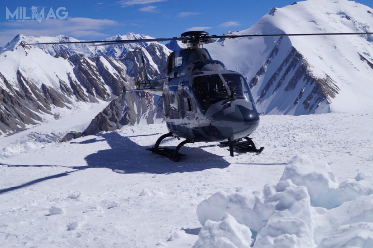 Indyjskie wojska lądowe ogłosiły status wstępnej gotowości operacyjnej dla lekkich śmigłowców wielozadaniowych HAL LUH (Light Utility Helicopter) / Zdjęcie: Hindustan Aeronautics Ltd