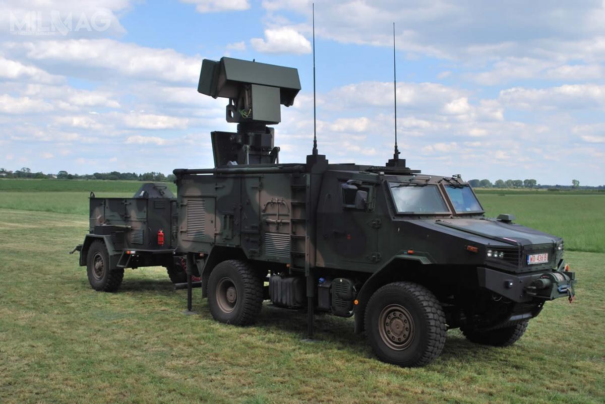 ZDPSR Bystra: ZDPSR Bystra jest pierwszym opracowanym wPolsce wielofunkcyjnym iwielozadaniowym radarem AESA / Zdjęcie: PIT-RADWAR
