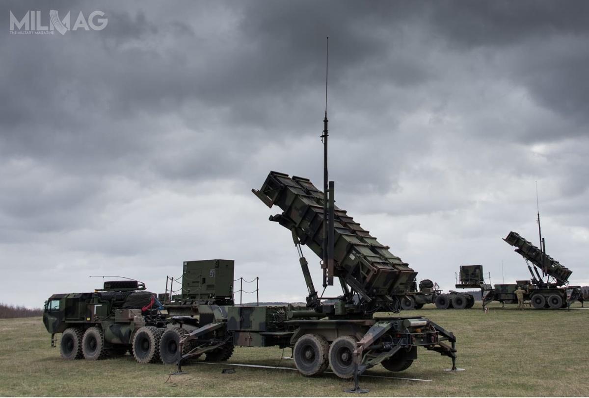W ramach programu Bodluv szwajcarski rząd federalny wnioskował owycenę 5zmodernizowanych jednostek ogniowych MIM-104 Patriot PAC-3+ / Zdjęcie: US Army