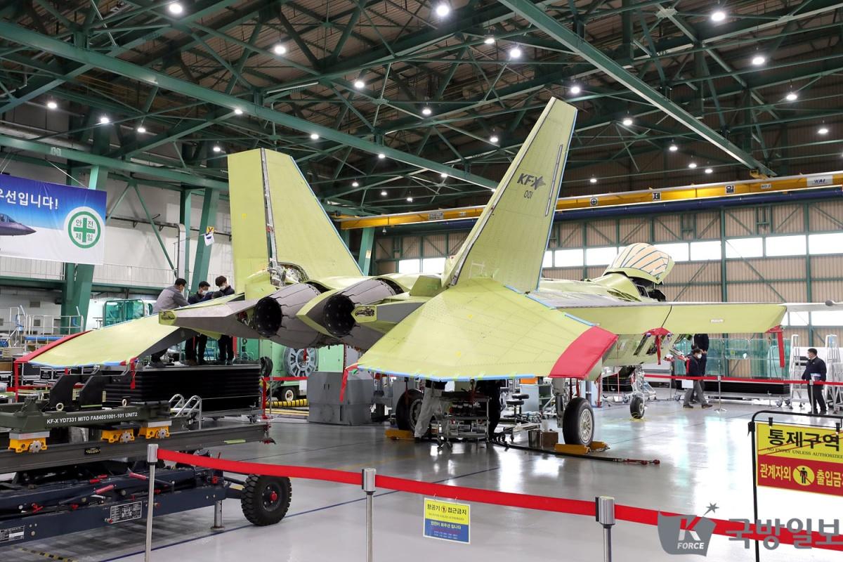 Prezentacja ukończonego prototypu ma nastąpić wkwietniu br., aoblot techniczny dolipca 2022 / Zdjęcia: Korea Defense Photo Lab